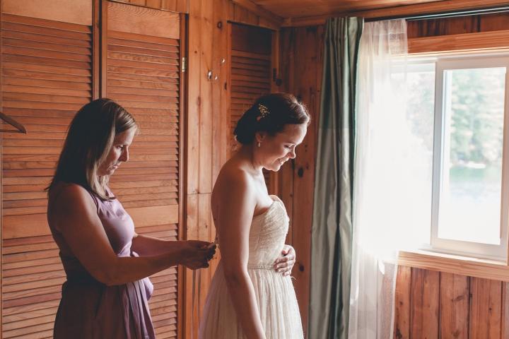 Dock.cottage.wedding.Quebec-2